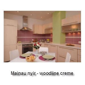Mainau nyír - Woodline creme