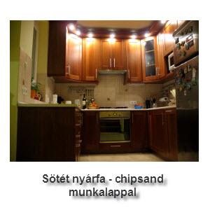 Sötét nyárfa - Chipsand