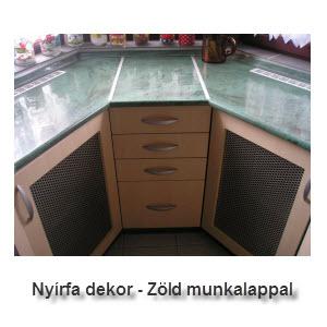 Nyír - Zöld