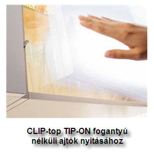 CLIP-TOP TIP-ON