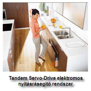 TANDEM SERVO-DRIVE