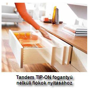 TANDEM TIP-ON